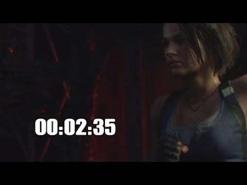 "Resident Evil 3 Remake ""Raccoon City Demo"" (Less Than 3 Min Walkthrough)"