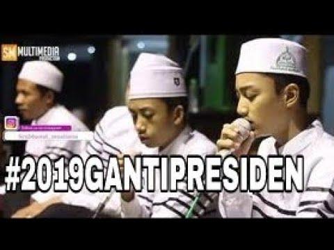 MANTAP !! Lagu 2019 GANTI PRESIDEN VERSI GAMBUS AT-TAUFIK   versi jawa Madura