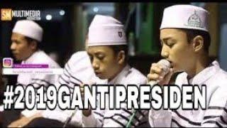 MANTAP !! Lagu 2019 GANTI PRESIDEN VERSI GAMBUS AT-TAUFIK | versi jawa Madura