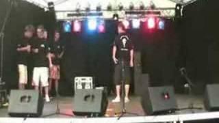 Jumpcrew Trittau on Stage