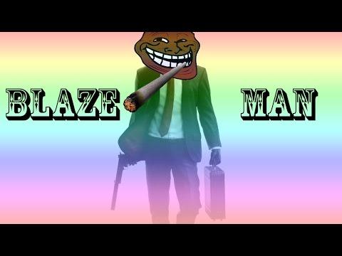 BLAZE'EM ALL UP!! (HITMAN GAMEPLAY)
