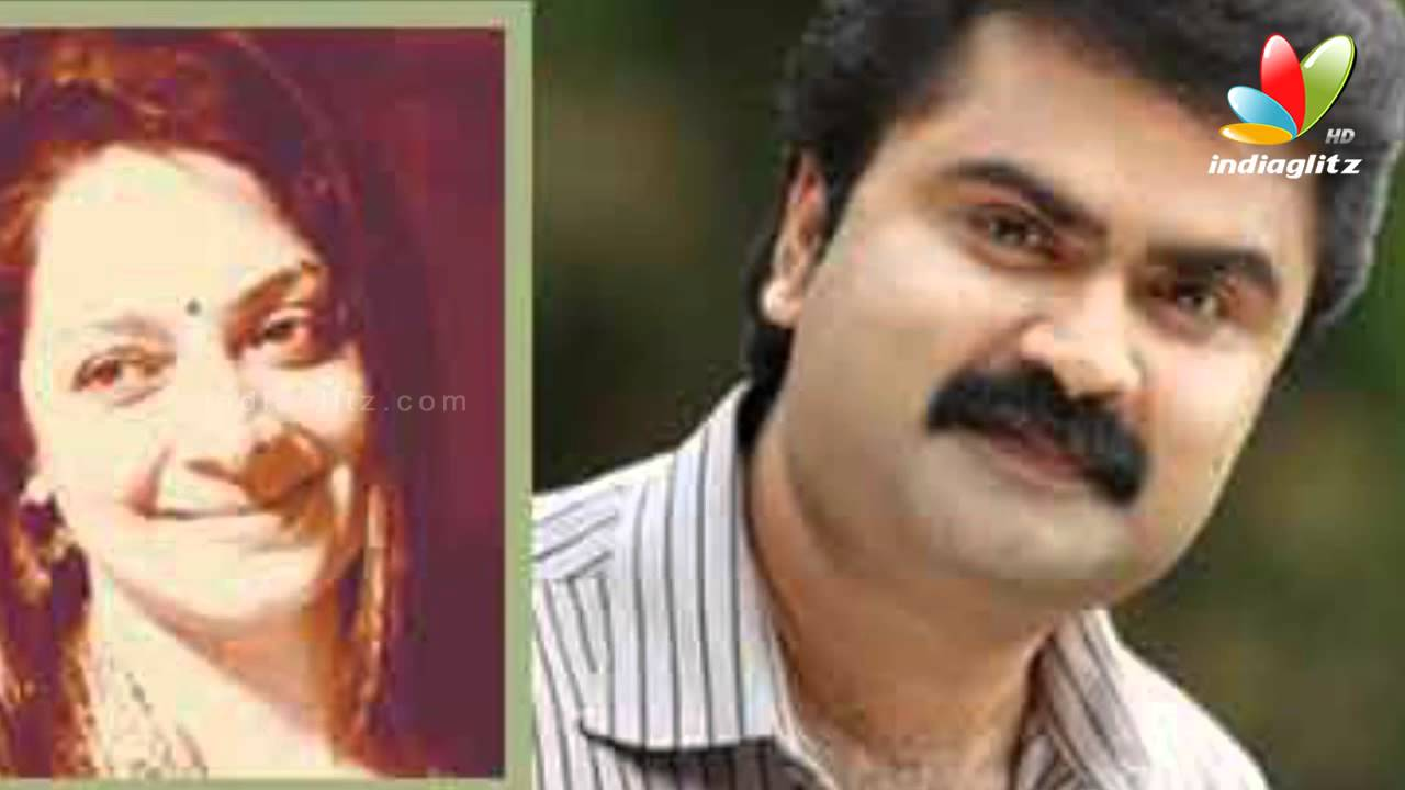 Anoop Menon To Marry His Friend Shema Alexander Latest Hot