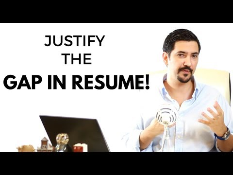Gap In Employment? This Is How To Respond In An Interview ✓ - YouTube - gap in employment