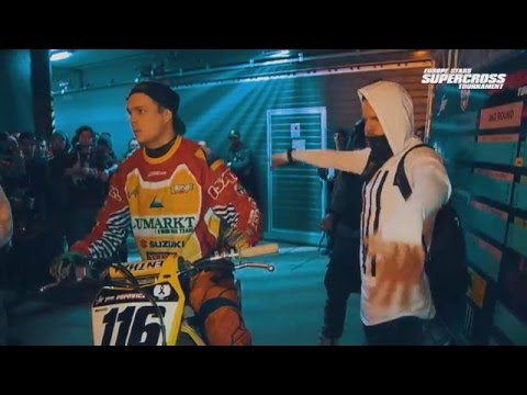 EGO feat. DJ EKG - EUROPE STARS SUPERCROSS TOURNAMENT 2016 ( full show )