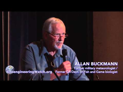 Former Government Biologist Addresses Climate Engineering Threat At Northern California Event