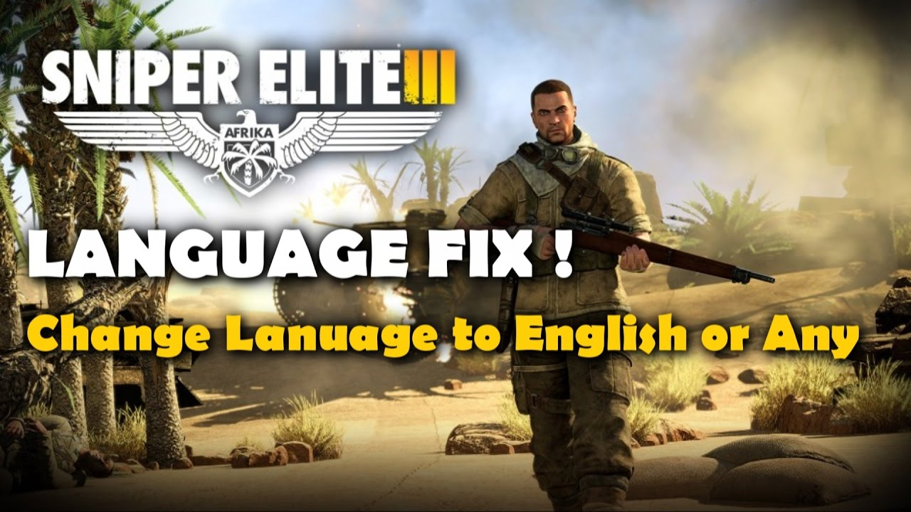 sniper elite v2 english patch download