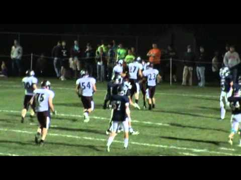 Shikellamy vs Mifflinburg Week #4