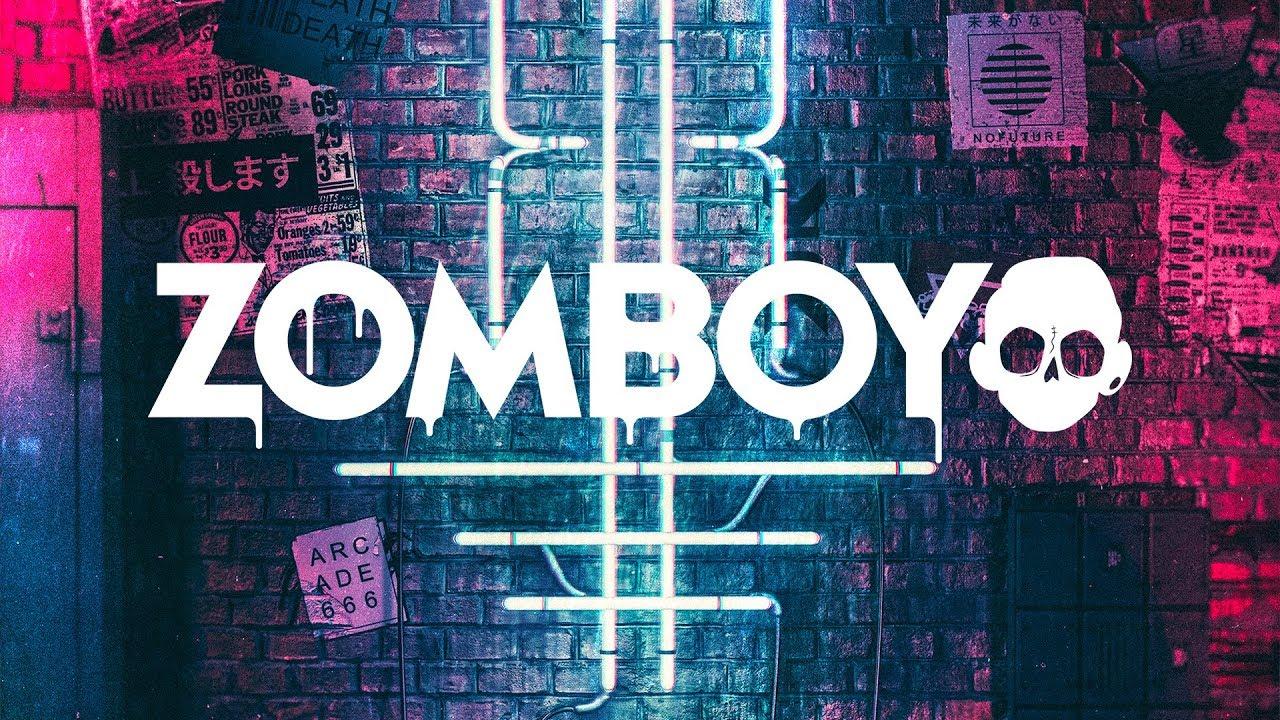 Zomboy Rott N Roll Tour