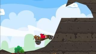 Angry Birds Cross Country (Злые птички гонки) - прохождение игры
