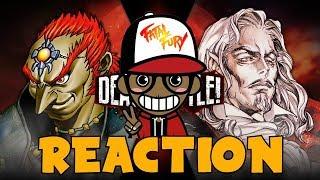 GANONDORF vs DRACULA!!!   DEATH BATTLE Reaction