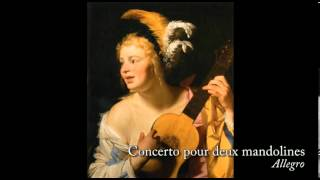 Concerto pour deux mandolines - Antonio Vivaldi