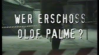 """Mord an Olof Palme - unter Aufsicht von """"Walkie-Talkie""""-Männern"""