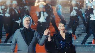 альбина Джанабаева и Валерий Меладзе - Актриса (Новогодняя ночь на Первом)