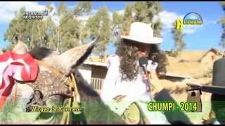 Chumpi Fiesta Patronal 2014