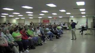 Conservative Mississippian Joe Tegerdine Mississippi 4th District