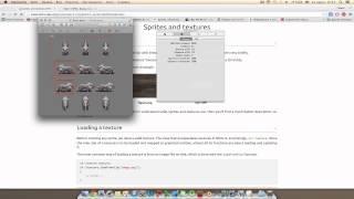 sfml урок 4, вывод участка изображения