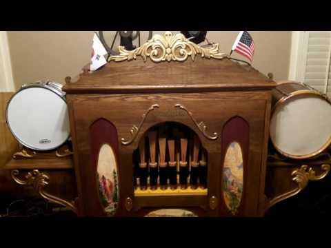 WurliTzer 103 Band Organ 2 Blue Danube