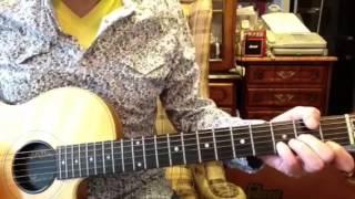 麗蘭 の R&R tonight を弾き語ってみました。 ギターは、チャボにあこが...