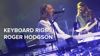 Roland Keyboard Rigs with Roger Hodgson of Supertramp