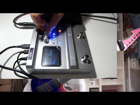 Harley Benton DNAfx GiT Review