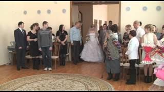 Алтай Славгород Большая Романовка  Свадьба Александр Евгения