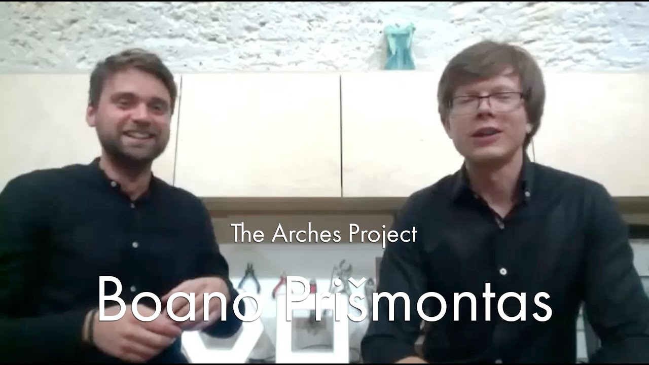 Talking about The Arches Project with NDSA