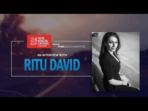 An Interview with Ritu David | Know the Speakers of 24adp.com