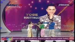 """Yogie """" Takut Sengsara """" Bukittinggi - Gerbang Show 2015 (21/4)"""
