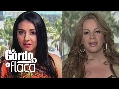 Así fue el pleitazo entre Graciela Beltrán y Jenni Rivera
