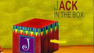 "Letter J - ""J"" is for Jack in the Box"
