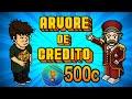 Árvore de Crédito 500c __Fuzica__