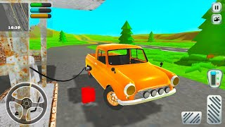 Village Pickup Truck Restore And Driving Simulator - Countryside Life Sim - Android Gameplay