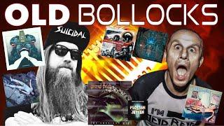 Old Bollocks: Ep. 3 - Andrew W.K., Four Stroke Baron, Red Tape, Kreator, Marillion & Sacred Reich