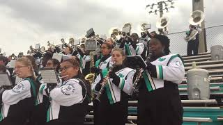 West Port High School Wolf Pack Marching Band