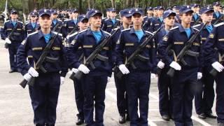 Принятие Военной Присяги ЧВВАКУШ