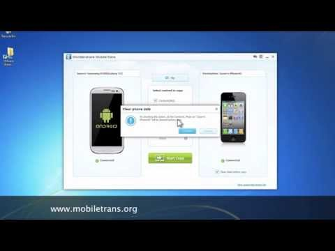 Galaxy S3 to iPhone 5S/6S: How to transfer data/contacts/SMS/photos from Galaxy S3 to iPhone 5S/SE/6