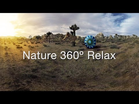 Nature 360° High Desert – Virtual 5K Nature Meditation for Gear VR, Oculus Go and Daydream