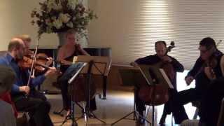 Glazunov quintet -4- FINALE, Allegro Moderato