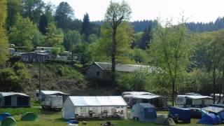 Camping Halliru à Bouillon.