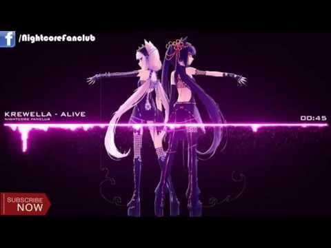 Nightcore-krewella (Alive)