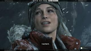 Rise of the Tomb Raider Oynanış/1.Bölüm
