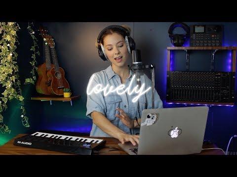 Lovely - Romy Wave ( Billie Eilish & Khalid Cover)