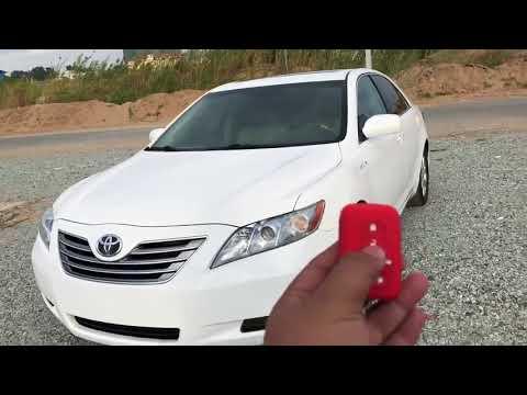 2007 Toyota Camry Hybrid Full Option By Car Shop