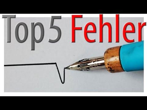 Die 5 häufigsten Fehler beim zeichnen! (+ Tipps)