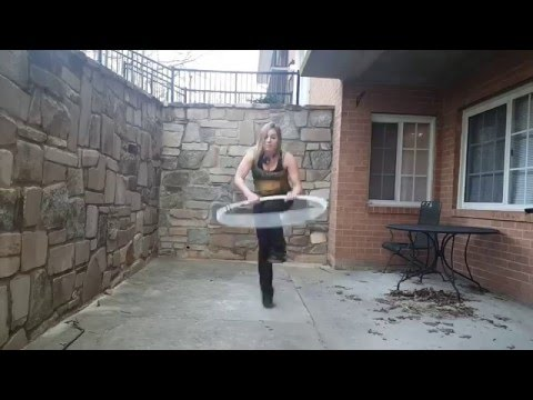 Jess Mass' Mad Tea Party Jam 5 Hoop Troupe Entry