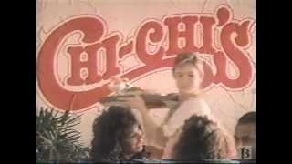 Chi Chi's Restaurant Commercial 1991