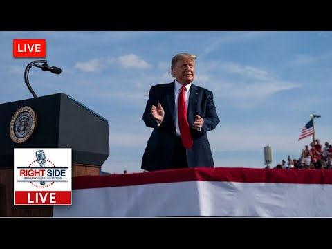 ? Watch LIVE: President Trump Holds Make America Great Again Rally in Gastonia, NC 10-21-20