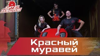 Битва Роботов 2017 - Команда Красный муравей