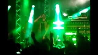 Marracash - I Ragazzi dello zoo del Berlin (live) Roma - Orion 09-11-2012