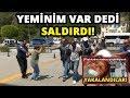 """Antalya'da Kendisine İşkence Eden Soyguncularla Yüzleşti: """"Yeminim Var!"""""""